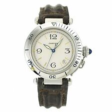 Cartier Pasha 1040 Automatic Watch for Men in Stainless Steel