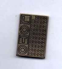 Pin's - LOTO  (339)