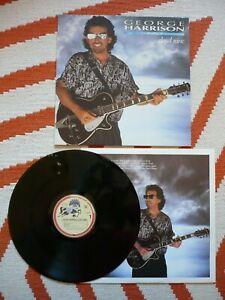 George Harrison Cloud Nine 9 Vinyl 1987 Dark Horse 1st Press LP The Beatles EXC+