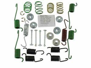 For 1982-2000 Chevrolet Cavalier Drum Brake Hardware Kit Rear 48233HF 1993 1983