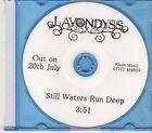 (EN81) Lavondyss, Still Waters Run Deep - DJ CD