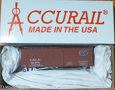 Accurail HO #80861 (Rd #32478) New York Central / P&LE 36' Dbl. Sheath Wood End