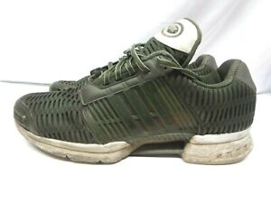 Adidas Originals ClimaCool Running Shoes Color Green Style BA8571 Mens Size 13