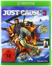 XBOX ONE GIOCO JUST CAUSE 3 incl. DLC PER Just Cause 2 neuware