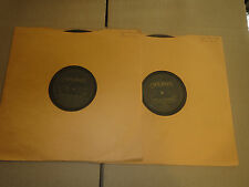 78RPM 2 London Lys Assia, Schlager Die Man Gerne Hort Parts 1 thru 4 sharp EE-E