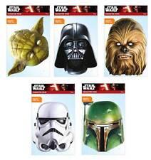 Star Wars Oficial Clásico Caracteres Variedad Paquete De 5 2D TARJETA