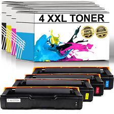 4x Toner SP 250 für Ricoh c250dn c250sf c250e c250sfw c250se c252dn Aficio SET