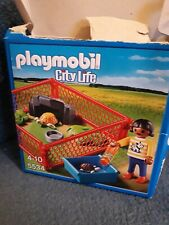 Playmobil 5534 Turtle and Building with girl( Animal Clinic set)