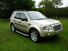Land Rover Freelander 2 2.2Td4 2007 HSE, Nazca Sand, Manual, Lady Owner, FSH