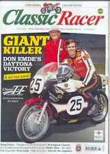 CLASSIC RACER No.176 N-Dec 2015 (NEW COPY)*Post included to UK/Europe/USA/Canada
