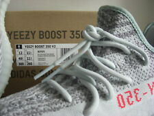 2017 Adidas Yeezy Boost 350 v2 blue tint type NR b37571 UE 46 2/3 US 12 OG + BOX