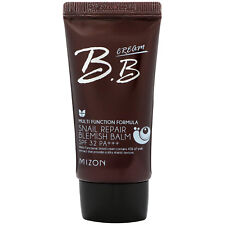 Mizon, Snail Repair Blemish Balm, BB Cream SPF 32, Rose Beige, 1.69 fl oz(50 ml)