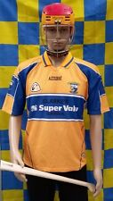 Barna Furbo GAA (Galway) Match Worn No.20 Azzurri Hurling Jersey (Adult Small)