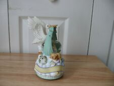 Brahms Lullaby - San Francisco Music Box Company - Stork Delivering the Baby