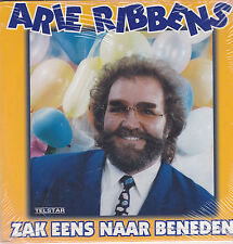 Arie Ribbens-Zak Eens Naar Beneden cd single Sealed
