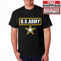 ARMY STANDARD T-SHIRT United States Military Usarmy Shirt Ranger US Shirt Tshirt