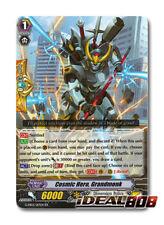 Cardfight Vanguard  x 4 Cosmic Hero, Grandmonk - G-EB03/017EN - RR Pack Fresh Mi