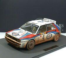 LANCIA Delta HF Integr. #4 Winner Rallye MONTECARLO 1992 DIRTY 1:12 Top Marques