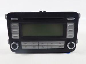 1K0035195D Radio VW Golf V (1K) 2.0 Tdi 125Kw 170Cv (11.2005-11.2008)