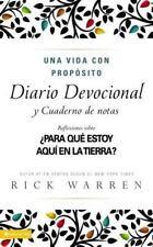 Una Vida con Propósito Diario Devocional : ¿Para Qué Estoy Aquí en la Tierra?...