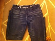 Ice Iceberg Women Denim Flare Jeans Size 33