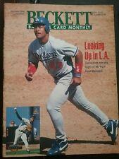 Beckett Baseball Card 117 Mondesi 131 Vaughn 133 LARKIN Ryan Belle Damon