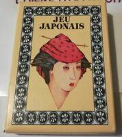 Jeu de cartes jeu japonais Grimaud