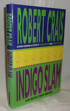 Robert Crais INDIGO SLAM First edition, First printing SIGNED and Dated 6-1997