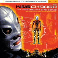 KING CHANGO = return of el santo = ELECTRO DUB LATIN SKA ROCK SOUNDS !!!