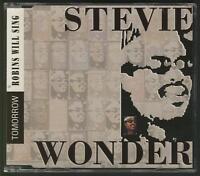 STEVIE WONDER Tomorrow Robins Will Sing 5 TRACK GERMANY MOTOWN CD SINGLE