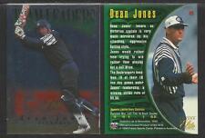 FUTERA 1996 CRICKET ELITE DEAN JONES TEAM LEADER CARD No 26