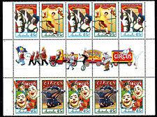 1997 Circuses of Australia  - MUH Gutter Strip