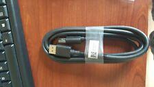 GENUINE Dell 5ft DisplayPort cable Plug to Plug HD Lead Display Port - BRAND NEW