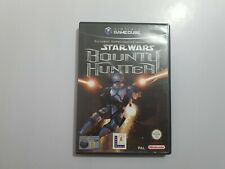 STAR WARS Bounty HUNTER Nintendo Gamecube PAL Uk (Reino Unido)  COMPLETO