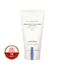 [Innisfree] New Blueberry Rebalancing 5.5 Cleanser 100ml_free shipping[WB24]