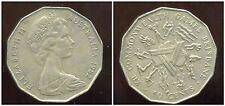 AUSTRALIE  50 cents 1982 ( jeux du commonwealth )