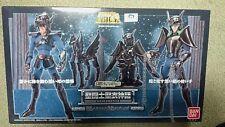 Saint Seiya Cloth Myth Black Pegasus & Black Andromeda Action Figure Limited