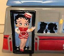"""RaRe vintage Betty Boop poster Marilyn Monroe 22x28/"""" tv cartoon Fleischer 1987"""