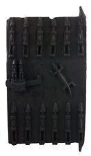 Porta Granaio di Dogon a mil Mali 71x38 cm - Persiane Box- Arte africano - 1062
