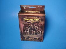 PP Warmachine Mercenaries Hammerfall High Shield Gun Corps x6 In Box