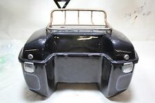 Harley FXR FXRT FXRD tour pack + luggage rack black blue 1986 FXRP FXLR EPS20738