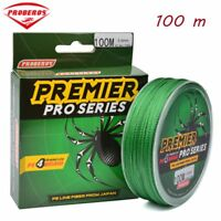 Cord PE Braided Sea Fishing Line 4 Stands Multifilament Thread Tackle Wire