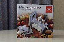 Paderno World Cuisine Tri-Blade Plastic Spiral Vegetable Slicer, A4982799, New