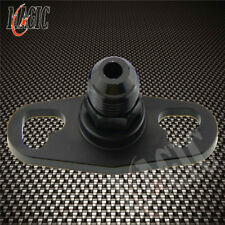 Fuel Rail Adapter With AN6 Tail For Mitsubishi Evo 4up Toyota Nissan Subaru BK