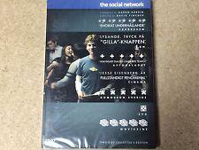 * NEW DVD Film * THE SOCIAL NETWORK *