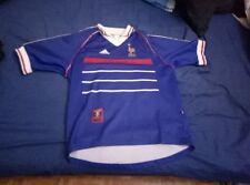 Maillot de l´equipe de France 1998 Zidane taille M
