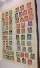 ca. 640 Briefmarken mit verschiedenen Motiven aus aller Welt, meist gestempelt