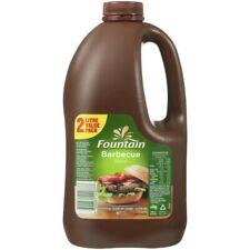 Fountain Barbecue Sauce 2L
