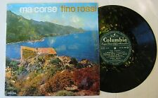 TINO ROSSI (33T 25cm) MA CORSE