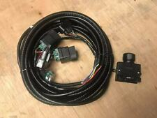 Tow Bar Trailer Wiring Harness Loom For Mitsubishi Triton MR 2019+ (UNT343)